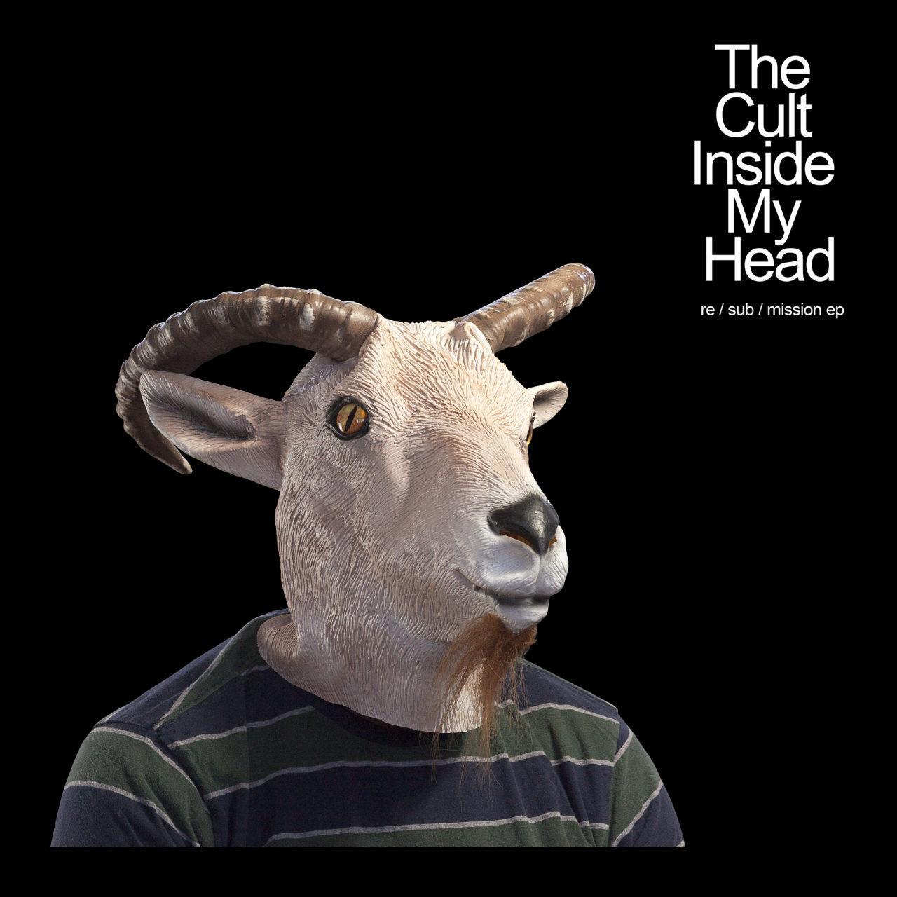 The Cult Inside my Head, re/sub/mission ep cover image